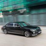 Mercedes-Benz S-Class Maybach 2018