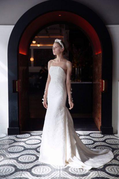 свадебные коллекции 2018 Elie Saab 2018 платье в обтяжку