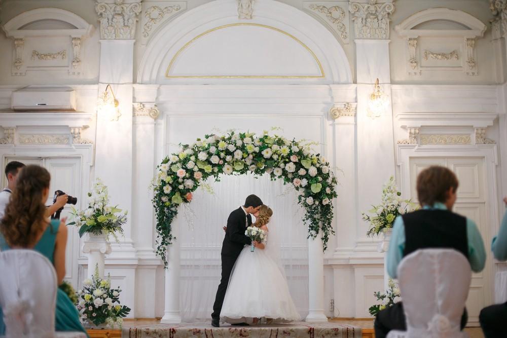Модная свадьба 2019-2020 года: тенденции, фото, оформление цвета картинки