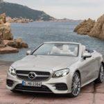 Mercedes-Benz E-class Cabriolet 2018