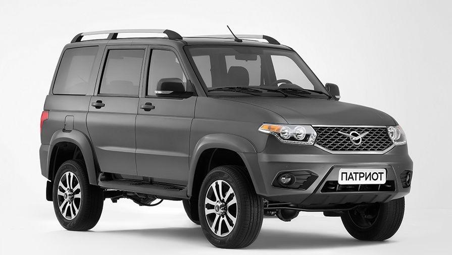 Дизайн нового кузова УАЗ Патриот 2017