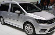 Volkswagen Caddy 2018 модельного года