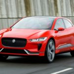 электромобиль Jaguar 2018