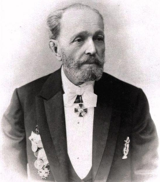 Мариус Иванович Петип
