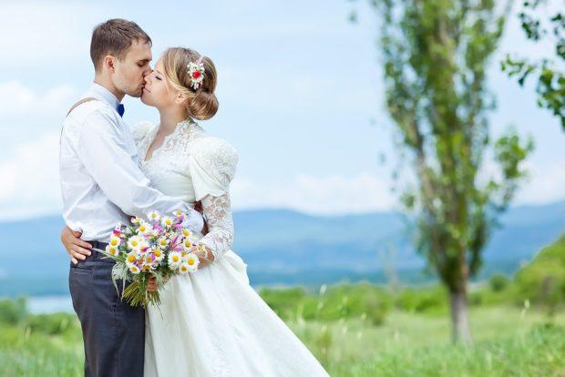Свадьба весной 2018