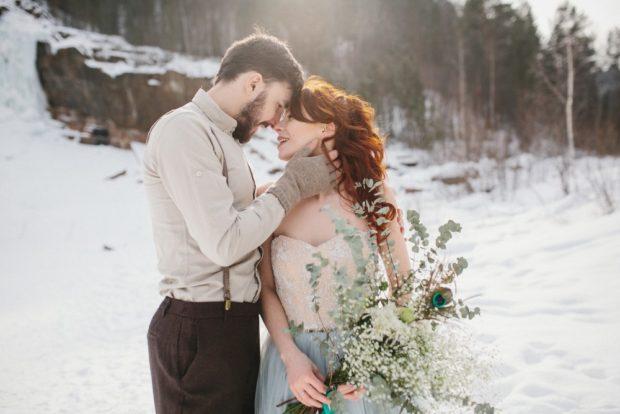 Свадьба зимой 2018