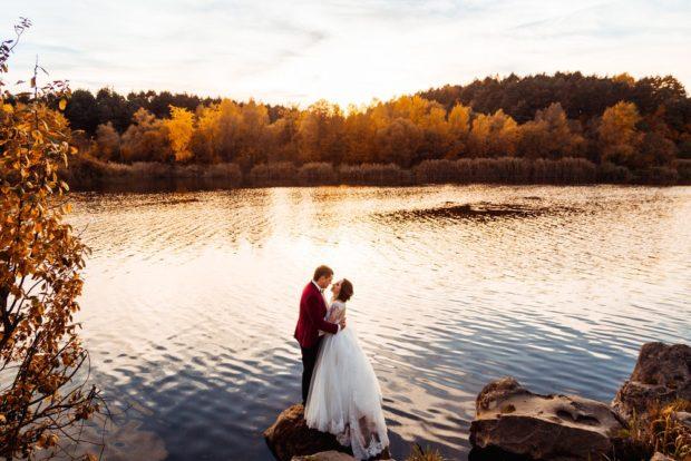 Свадьба осень 2018