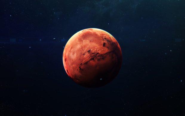 Марс 2018
