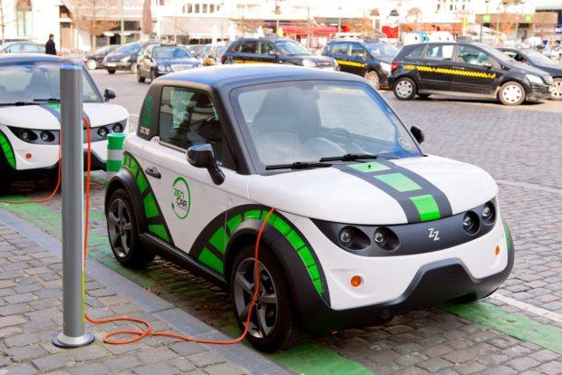 Аренда электромобилей в Москве 2018