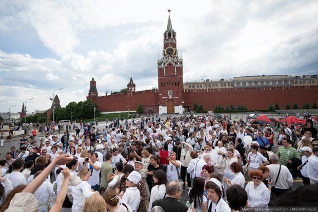 Будет ли революция в России в 2018 году