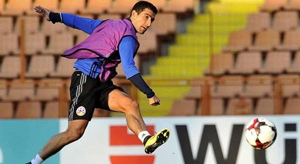 футболисты Армении