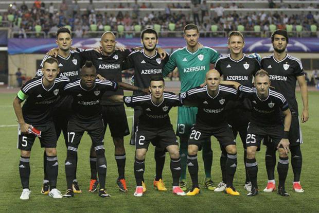 команда Карабах