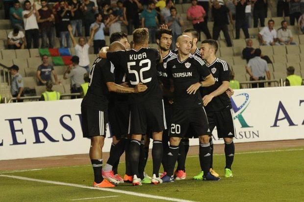 футбольная команда Карабах
