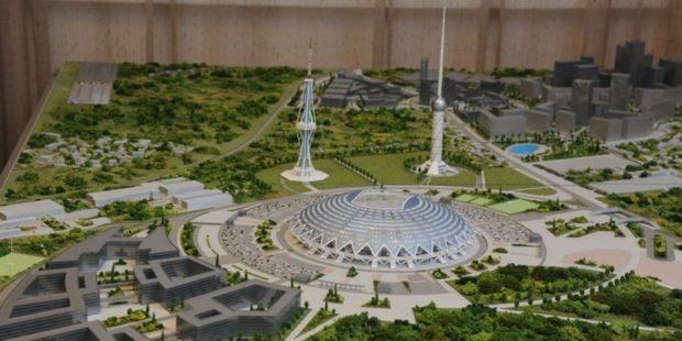 стадион в Самаре проект