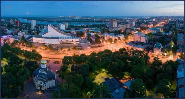 внешний вид Ростова