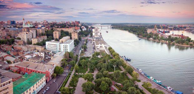 внешний вид Ростова-на-Дону