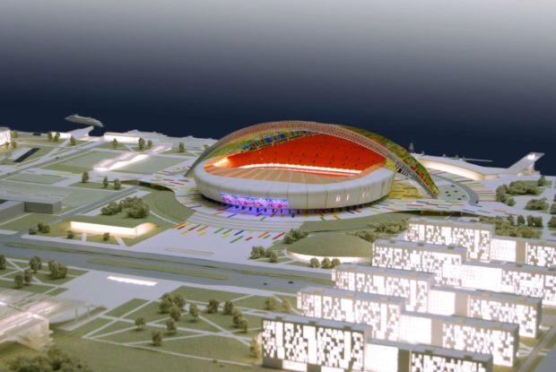 стадион Победа