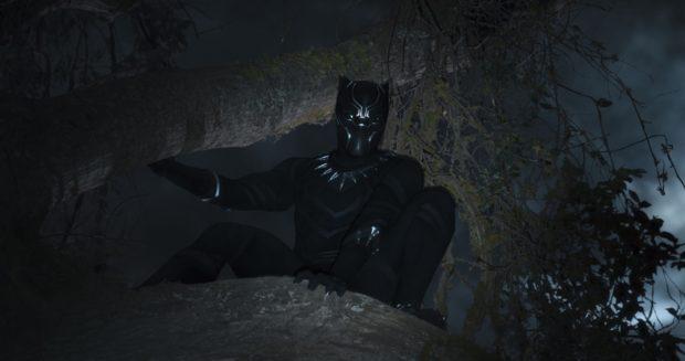 Черная Пантера 2018