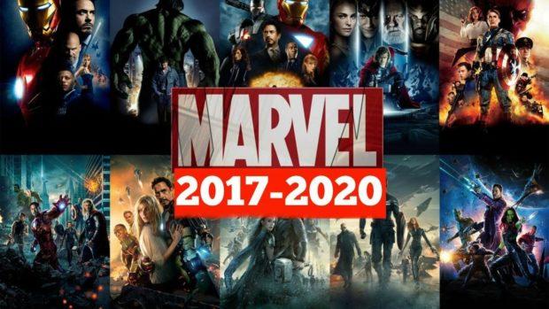 Мстители 3 часть 1 2018