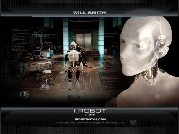 Я, робот 2 2018
