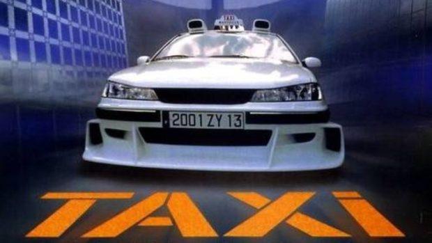 Такси 5 2018