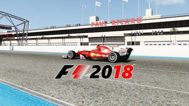 формула 1 в 2018 году