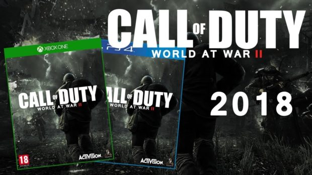Call of Duty 2018 года