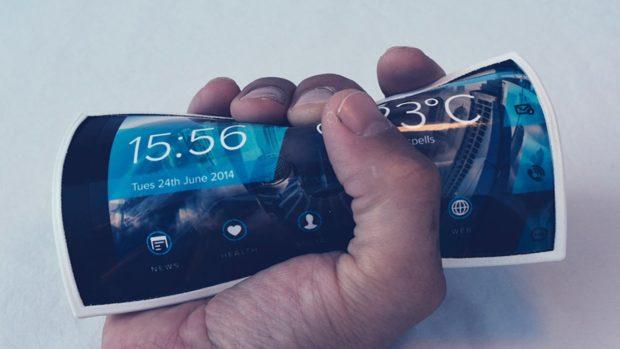 iPhone с гибким экраном 2018