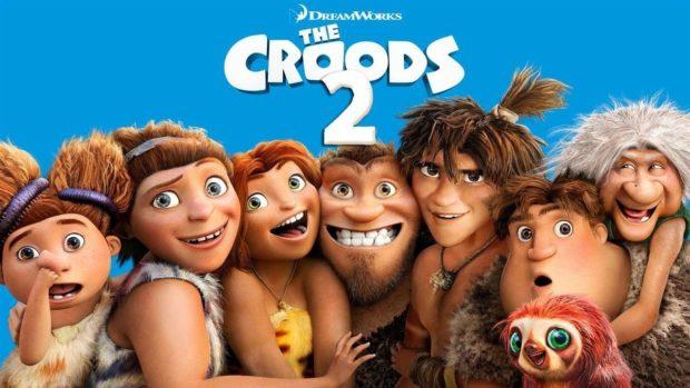 Семейка Крудс 2 (The Croods 2)