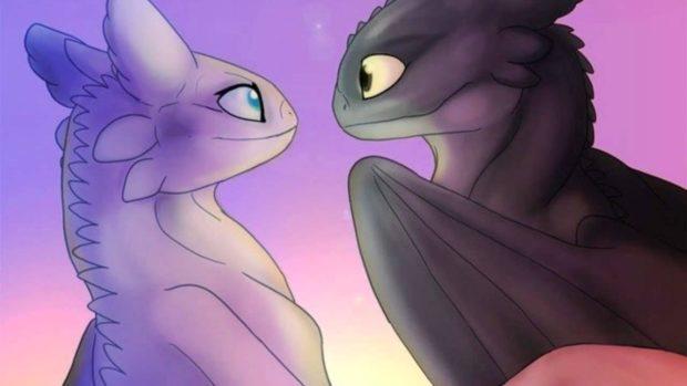 Как приручить дракона 3 (How to Train Your Dragon 3)