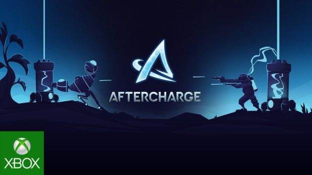 Aftercharge – сражайся с роботами или умри!