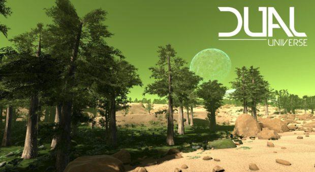 Dual Universe – выжить можно не только на Земле