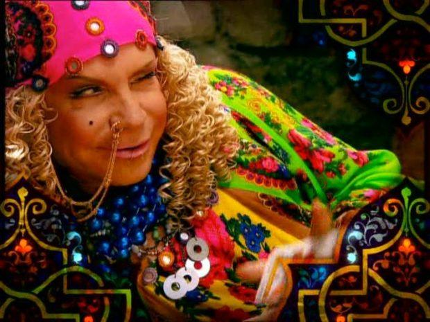 Али-баба и 40 разбойников мюзикл