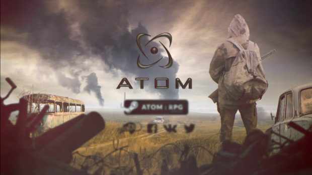 ATOM RPG: Post-apocalyptic indie game 2018