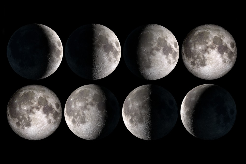 картинка новолуние рост луны что принимаете этот