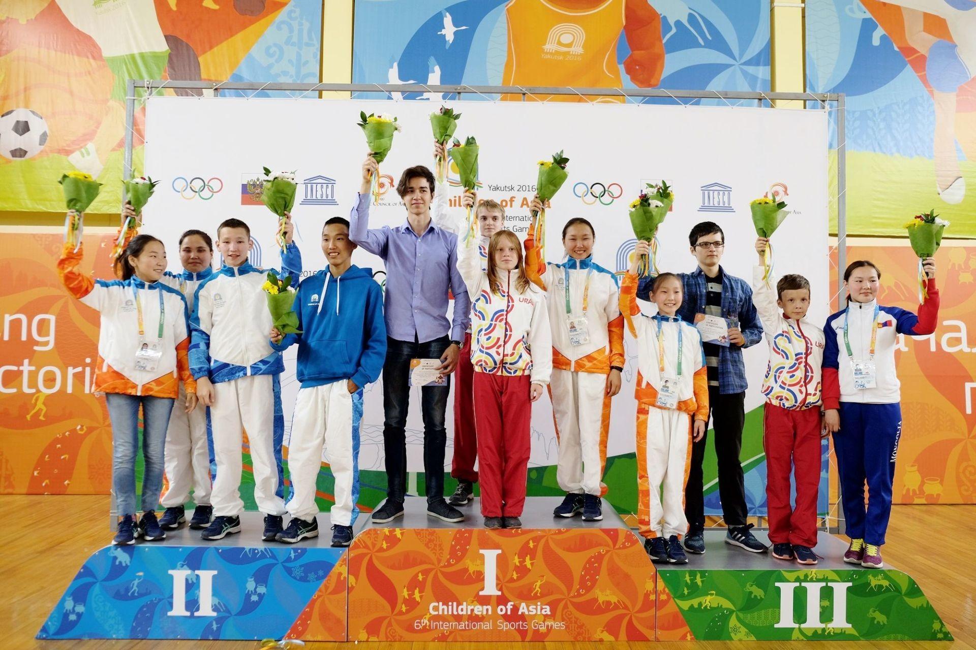 Смотри! Дети Азии в 2019 году: международные соревнования, обзор картинки