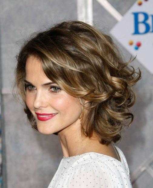 женские стрижки на короткие волосы 2019-2020: волнистое каре