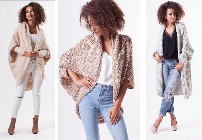 Модные Кофты Для Девушек