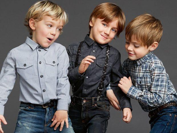 модные детские стрижки 2019-2020: стрижка для мальчика удлиненные асимметрия