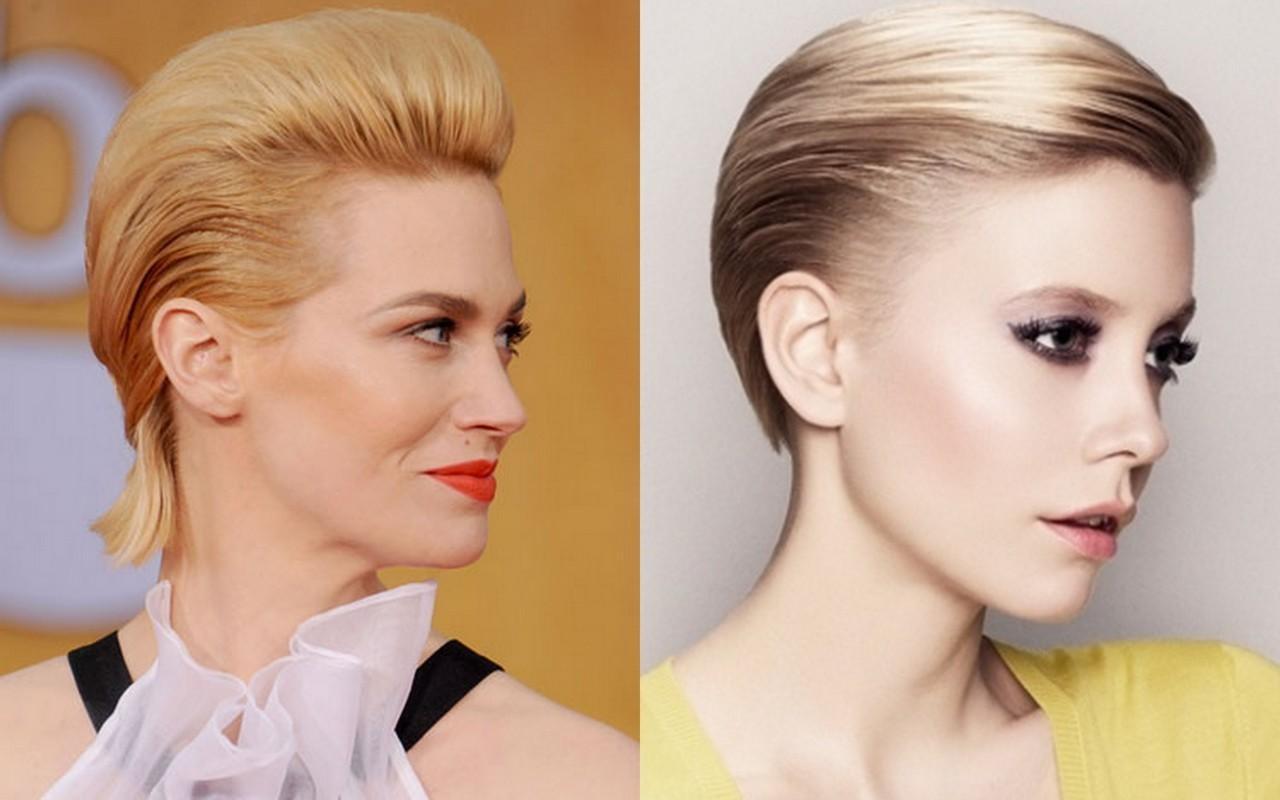 Если у вас короткие волосы, то из 13 стильных и модных укладок вы точно найдете подходящий для себя вариант.