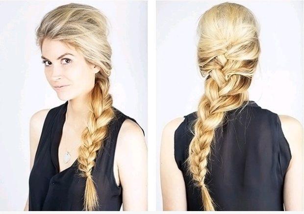 модные стрижки на длинные волосы 2019-2020: выпущенные пряди
