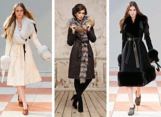 модные женские дубленки 2018: дубленки халаты длинные под пояс