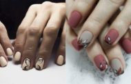 Модный дизайн ногтей в 2018 году