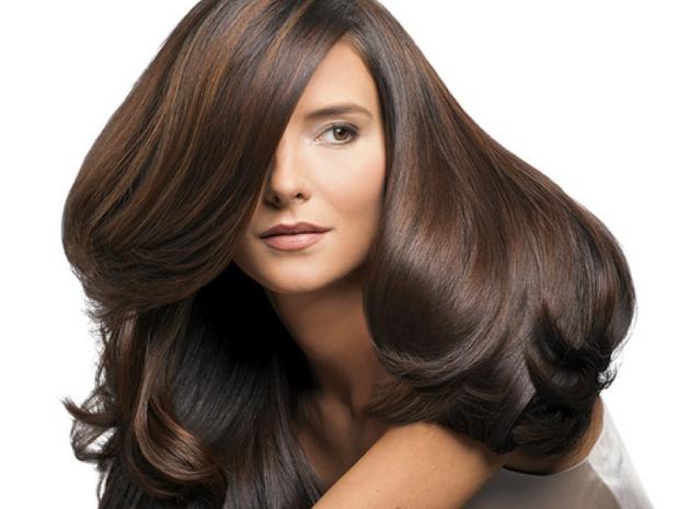 модное окрашивание волос 2018: каштановые натуральные