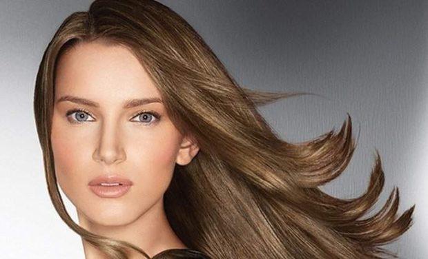 модное окрашивание волос 2018: русые волосы