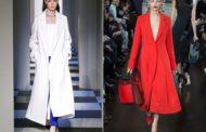Модные пальто сезона осень-зима 2018 года: тенденции, фасоны, модели, новинки.