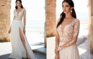 Модные свадебные платья 2018 года