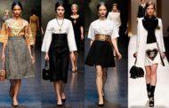 Какие женские юбки будут модные в 2018 году?