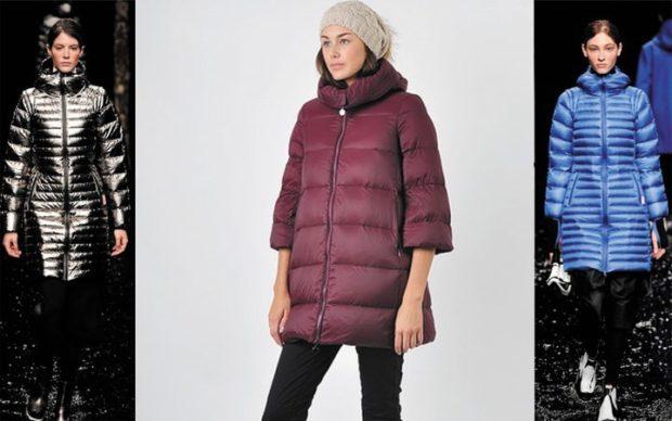 модные женские куртки 2019-2020: куртка серебристая бордовая голубая