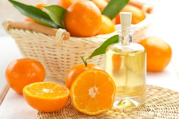 модные женские ароматы 2018: запах цитрусовый апельсин